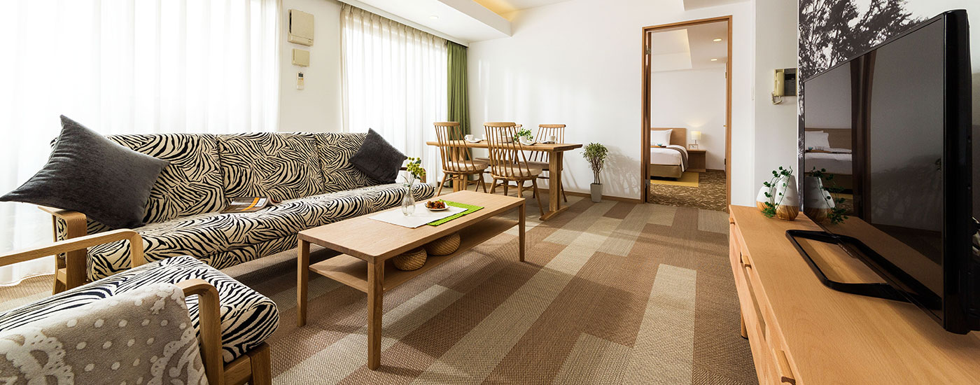 Upper rank serviced apartment TOKYU STAY YOTSUYA RESIDENCE Monthly serviced apartment